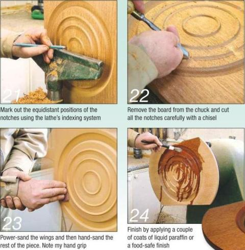 Carving Board photo 21-24