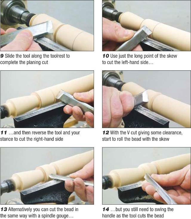 Kitchen Utensils Spurtle Photo Instruction 9-14