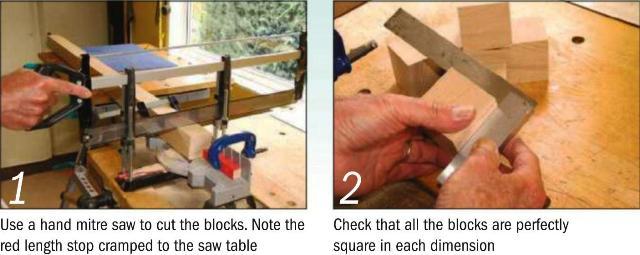 Toy Brick Truck Instruction Photos 1-2