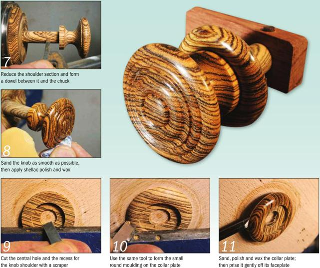Furniture Fittings - Knobs and Knockers Photos 7-11